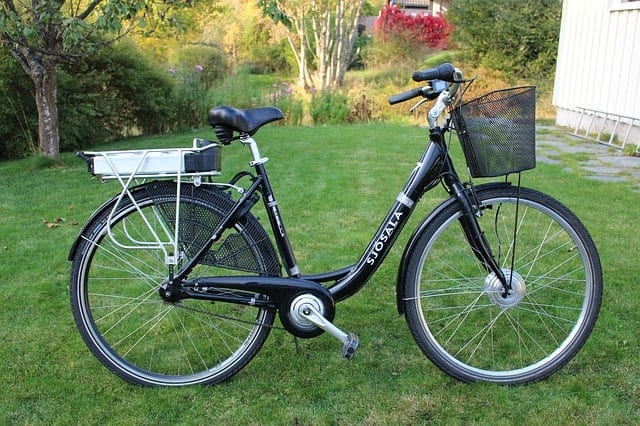 City Commuter electric bike - SJOSALA (Pedelec)