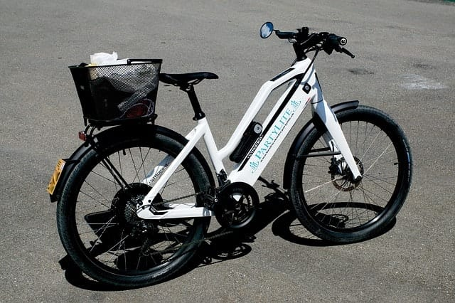 Electric bike partylite (S-Pedelec)