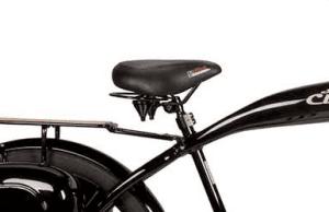Phantom Santa Fe e-bike comfortable seat