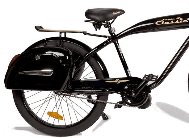 Phantom Santa Fe Classic e-bike Motor & Battery