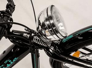 Phantom Santa Fe Classic e-bike headlight