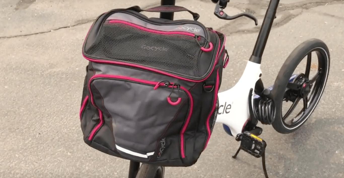Gocycle carry bag