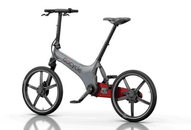 Gocycle GS left side