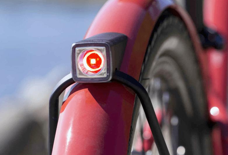 Trek Verve+ rearlight low step