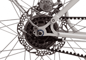 Shimano 8 speed gear hub