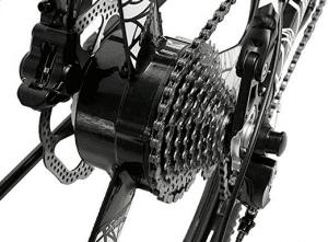 XF700 hub-drive 250W motor