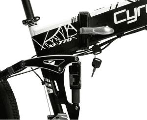 XF700 lock system