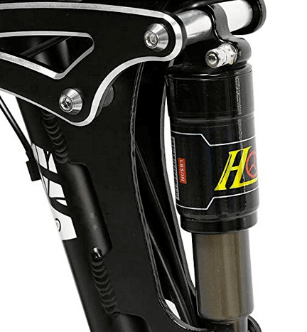 XF700 middle suspension