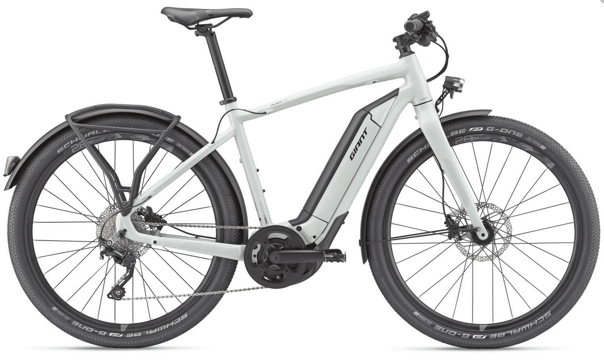 Giant Quick E+ e bike 2019 Review