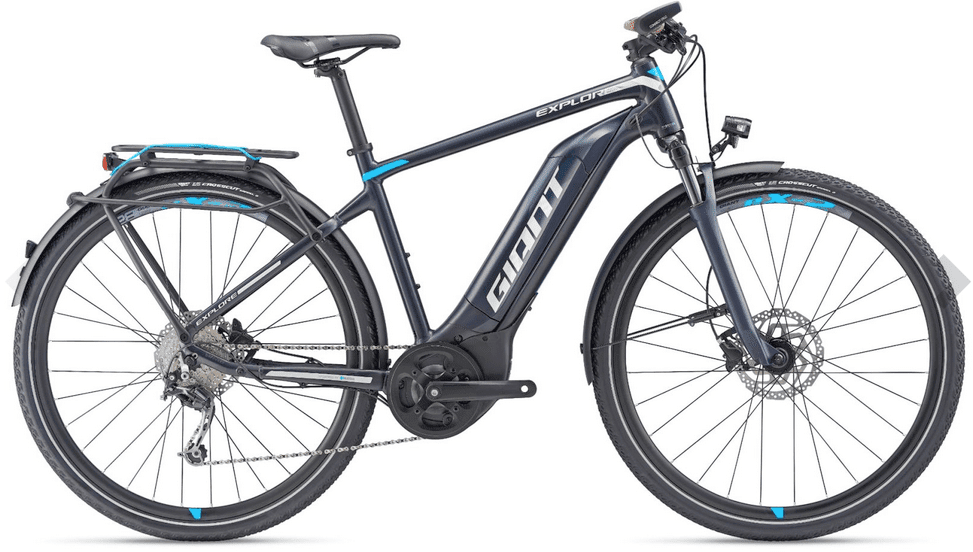 Giant Explore E+ 2 ebike Review