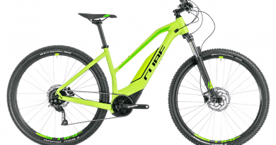 Cube Acid Hybrid One 500 e bike Review