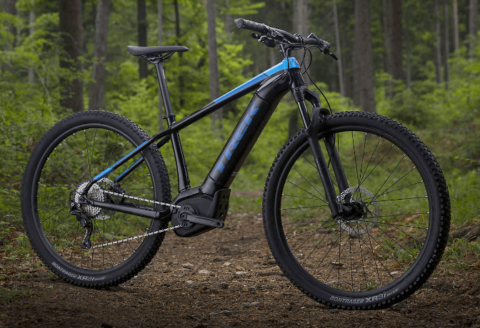 Trek Powerfly 5 2019 electric mountain bike Review