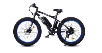 Ecotric FAT26s900 Electric bike review - EBA