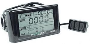 SW900 LCD Ebike display