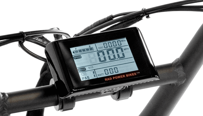 Rad Power Bikes LCD Controller