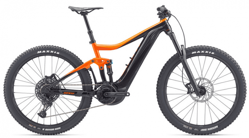 Giant Trance E+ 3 Pro 2020 Review Full Suspension Electric Mountain Bike