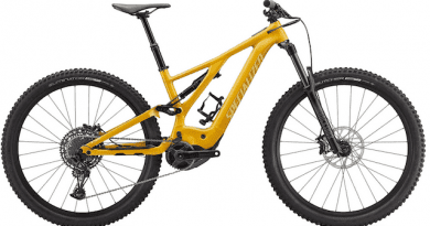 2021 Specialized Turbo Levo Full Suspension Electric Mountain Bike Review EBA