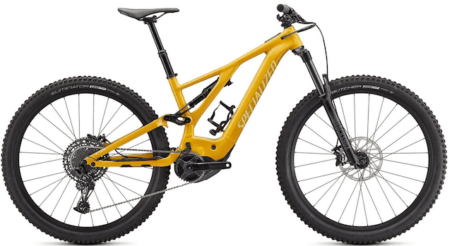 2021 Specialized Turbo Levo Full Suspension Electric Mountain Bike Review EBA