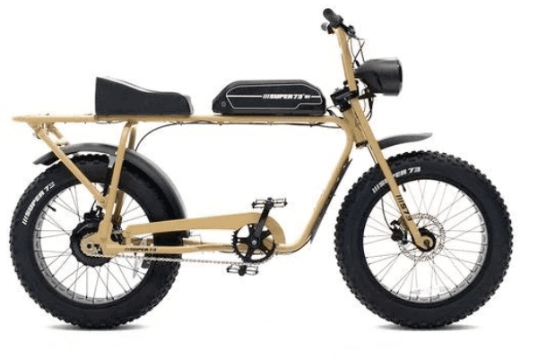 Super 73 S1 Fat Tire Electric Bike Review EBA