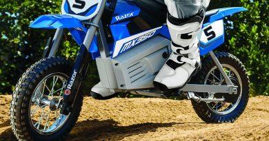 Razor MX350 Electric Dirt Bike Review