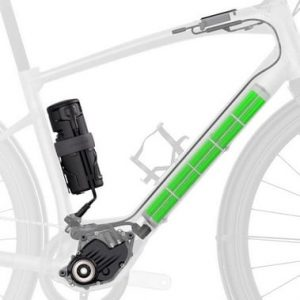 Battery, motor and extended battery electric Vado SL
